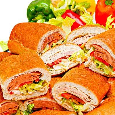 Halal Sandwiches