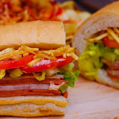Close image of Halal Sandwich