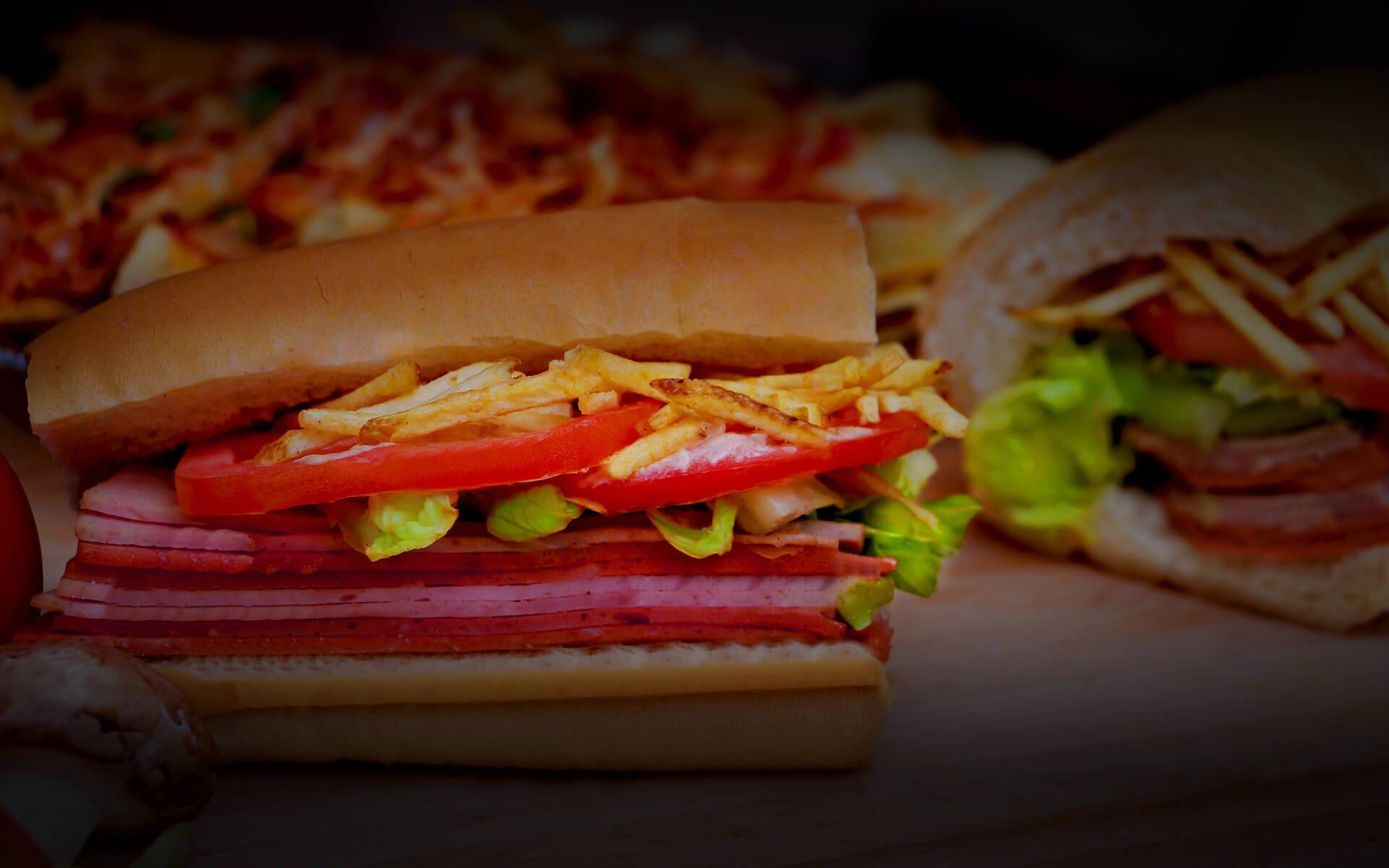 Haida Sandwich Halal