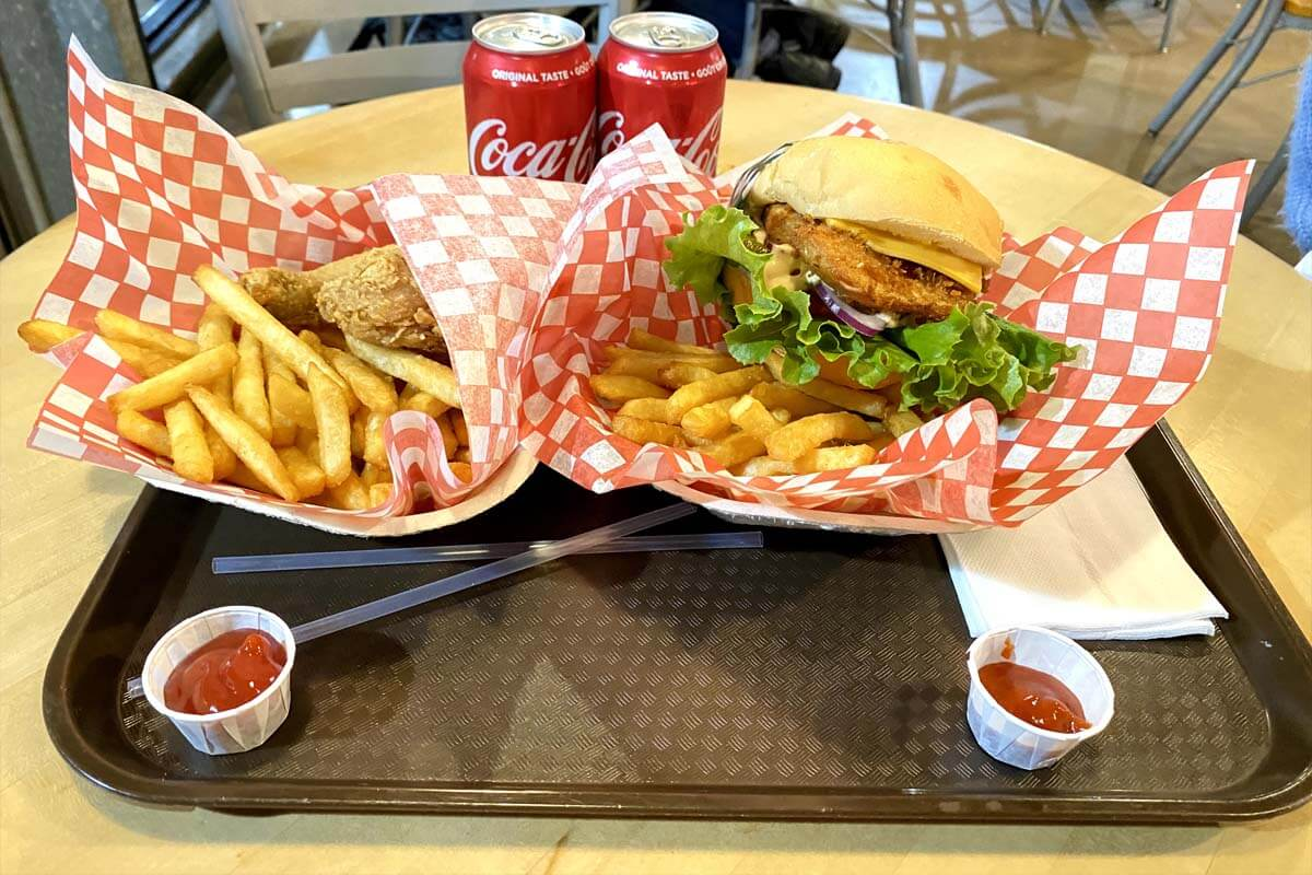 Best Fast Food in Vancouver for Groups