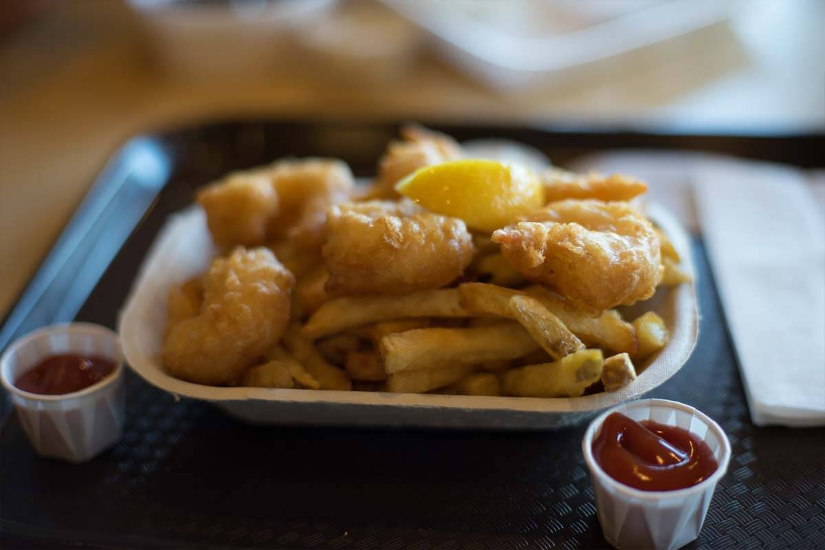 Best Fast Food Dinner in North Vancouver