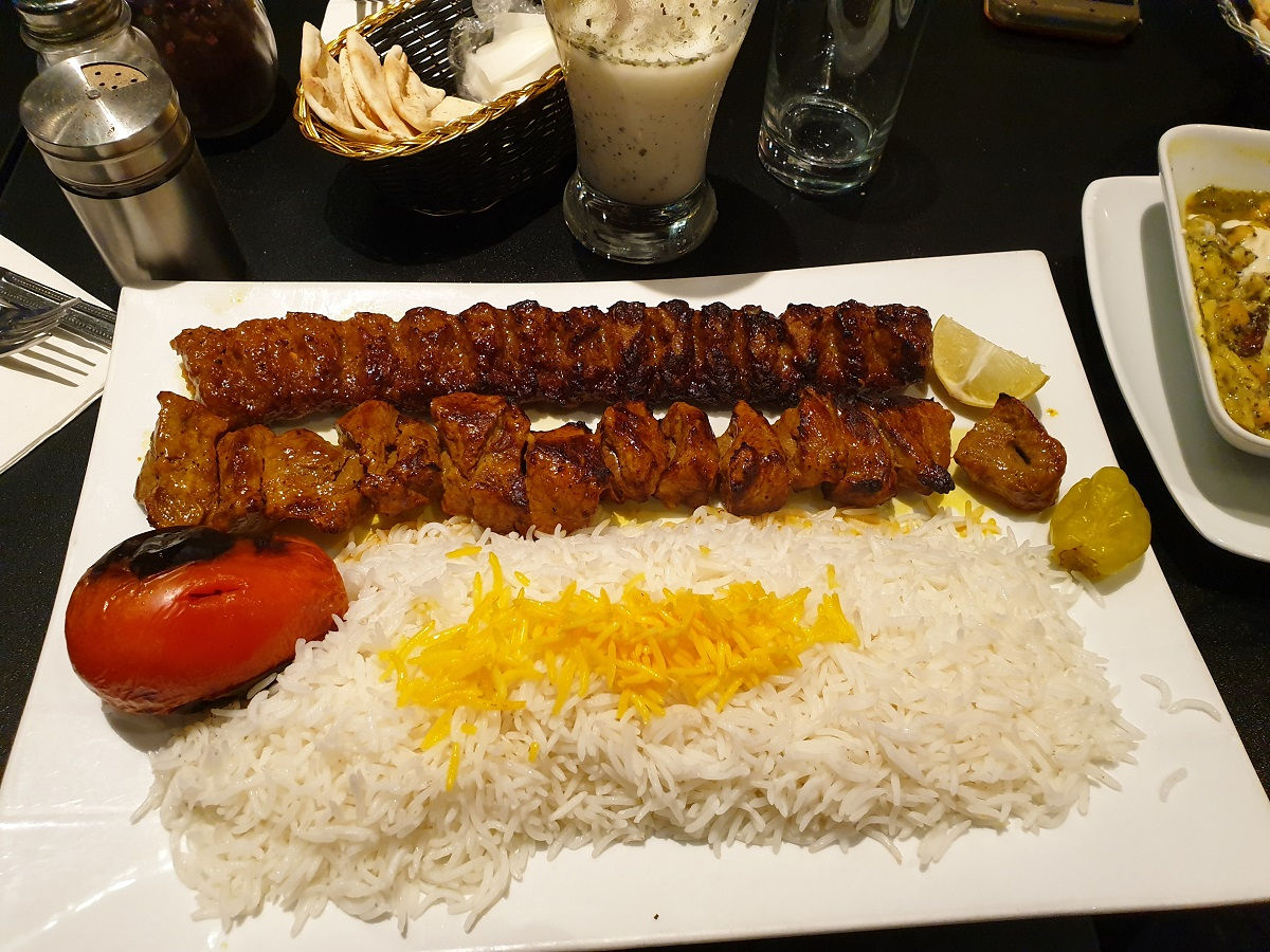 Mehman Restaurant Food